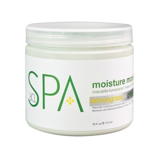 Lemongrass Green Tea Moisture Mask 16oz
