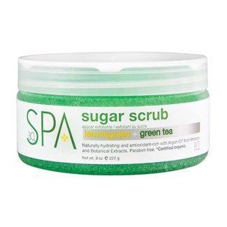 $ Lemongrass Green Tea Sugar Scrub 8oz