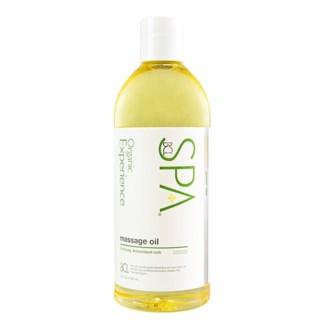 Lemongrass Green Tea Massage Oil 12oz