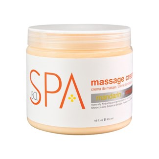 Mandarin Mango Massage Cream 16oz