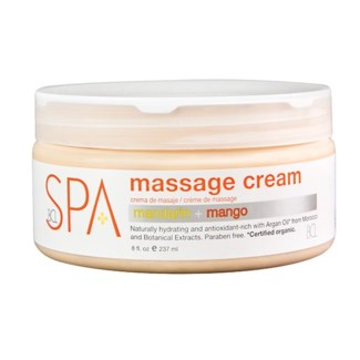 Mandarin Mango Massage Cream 8oz