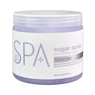 Lavender Mint Sugar Scrub 16oz