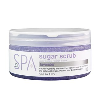 Lavender Mint Sugar Scrub 8oz