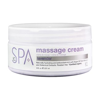Lavender Mint Massage Cream 8oz