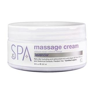 $ Lavender Mint Massage Cream 8oz