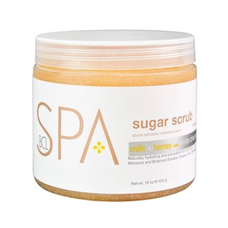 Milk Honey Sugar Scrub 16oz