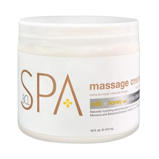 Milk Honey Massage Cream 16oz