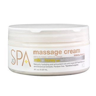 Milk Honey Massage Cream 8oz