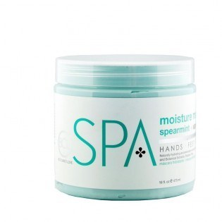 Spearmint & Vanilla Moisture Mask 16oz