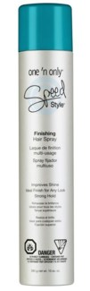 10oz One & Only Speed Style Hair Spray