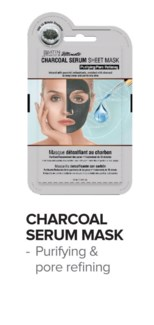 SS Charcoal Serum Mask 24PK ND17