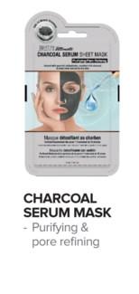 SS Charcoal Serum Mask 24PK