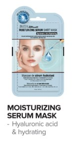 SS Moisturizing Serum Mask 24PK