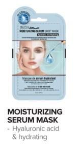 SS Moisturizing Serum Mask 24PK