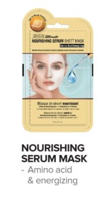 SS Nourishing Serum Mask 24PK ND17