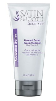 SS Renewal Facial Cream Cleanser