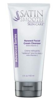 SS Renewal Facial Cream Cleanser