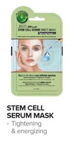 SS Stem Cell Serum Mask 24PK