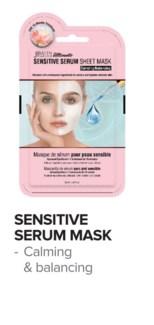 SS Sensitive Serum Mask 24PK