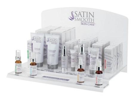 9pc Satin Smooth Counter Tester Kit