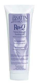 SS Res-Q Analgesic Numbing Gel