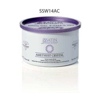 SS Amethyst Crystal Soft Wax 14oz JF18