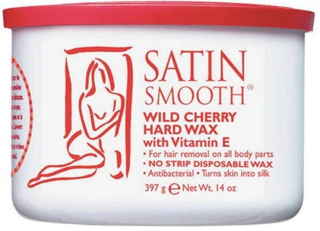 Wild Cherry Hard Wax Vit E