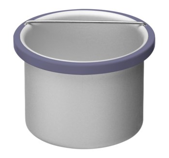 Removable Metal Wax Pot