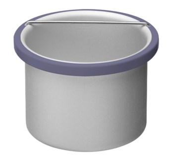 Removable Metal Wax Pot