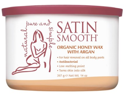Organic Honey Wax W/Argan Oil