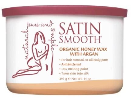Organic Honey Wax W/Argan Oil