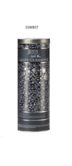 SS Silver Tourmaline Pebble Wax 23oz JF1