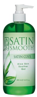 16oz Satin Cool Skin Soothe Aloe SSWLA16