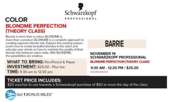 ! SCH BM PERFECTION NOV 19/18 BARRI + AM