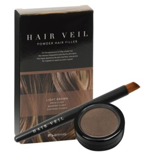FHI HAIR VEIL Lgt Brown Powder Hair Fill