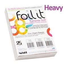 1000 Sheet Silver 5x7 Heavy Foil EXTREME