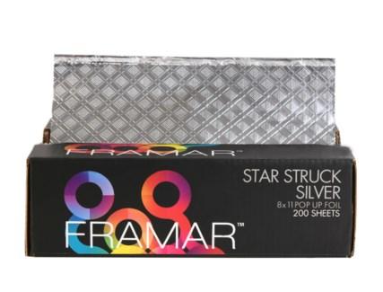 8x11 Star Struck Silver Foil 200Sheets