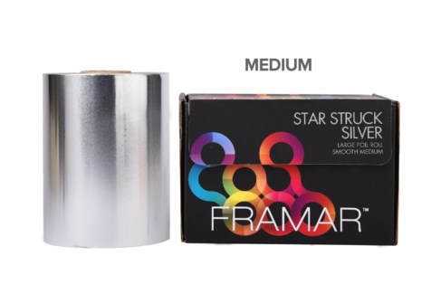 Roll Star Struck Silver Medium Foil CNBO