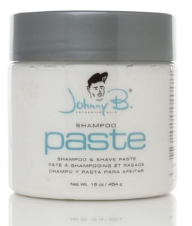 JOHNNY B SHAMPOO PASTE 16oz