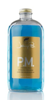 JOHNNY B P.M. AFTER SHAVE SPRAY 32oz