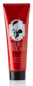 JOHNNY B SHAVE CREAM 3oz TUBE