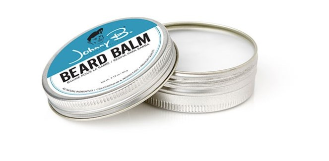 JOHNNY B BEARD BALM 2oz
