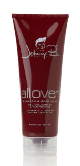 JOHNNY B ALL OVER SHAMPOO 8oz TUBE