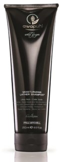 AWG 250ml Moisturizing Lather Shampoo