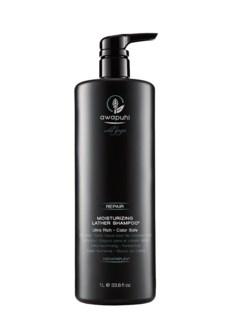 AWG Litre Moisturizing Lather Shampoo