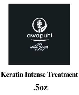 FOIL AG Keratin Intense Treat Sample
