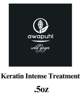 FOIL AG Keratin Intense Treat Sample
