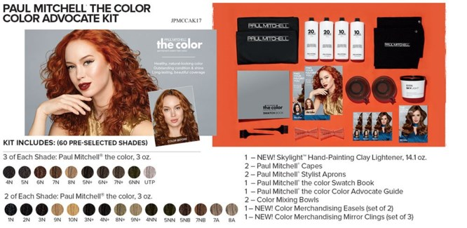 The Color Advocate Kit JA17