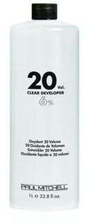 Litre 20 Vol Liquid Developer PM 32oz