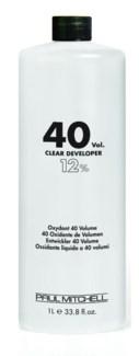 Litre 40 Vol Liquid Developer PM 32oz